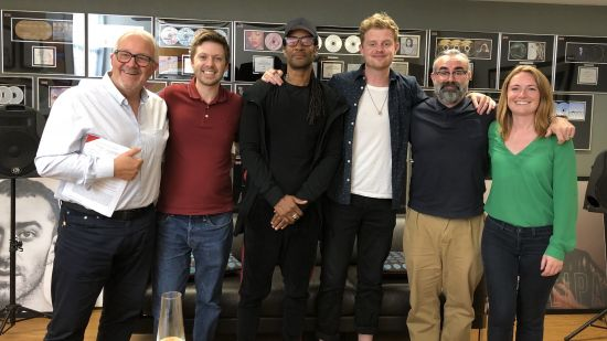Maxim releases new music and signs exclusive global publishing deal