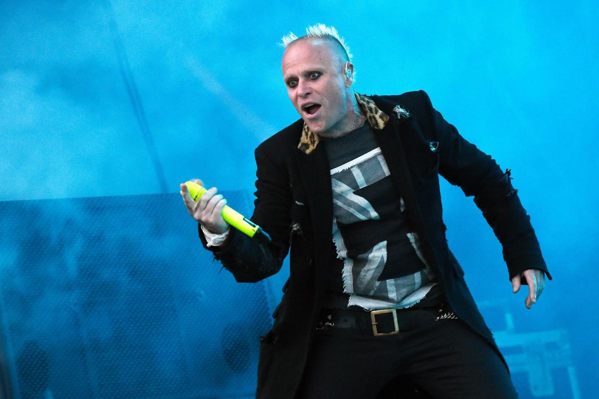 The Prodigy's Keith Flint on battling his addictions and finding peace