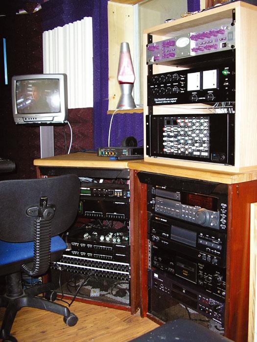 prodigy 4. Control room 2.s