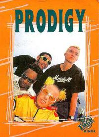 Prodigy Turkish book