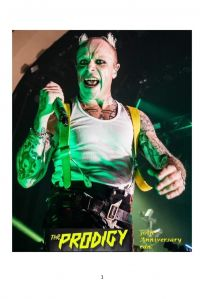 The Prodigy: 30th Anniversary edn
