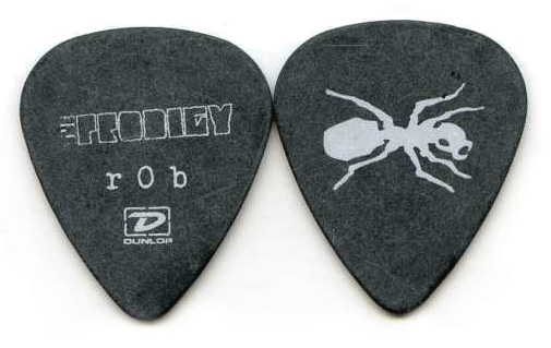 Prodigy 2009 Tour Guitar Pic