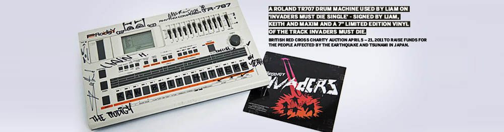 Liam's Roland TR-707