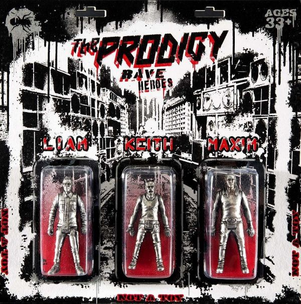 No new music but limited edition action figures