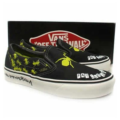 The Prodigy Vans Limited Edition 2007 - Slip On