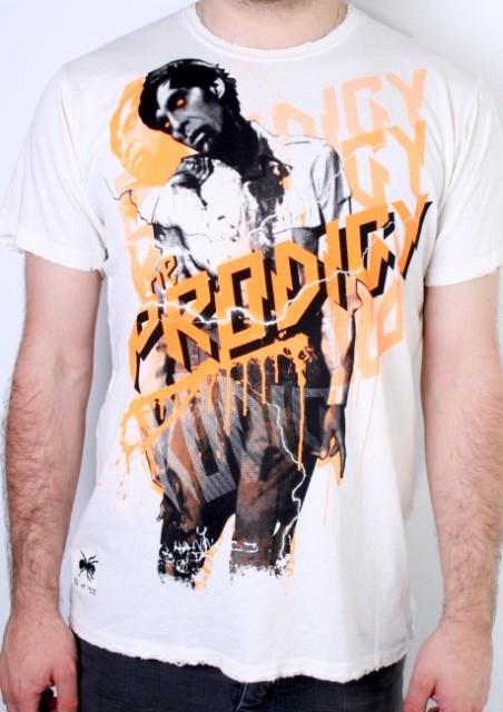 'Zombie' Prodigy shirt by Disturbia
