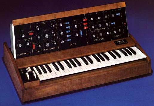Moog Minimoog synthesizer
