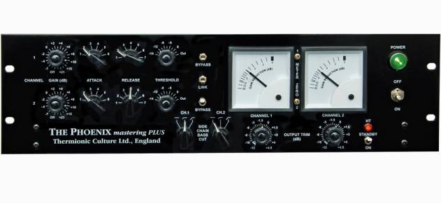Thermionic Culture Phoenix stereo valve compressor