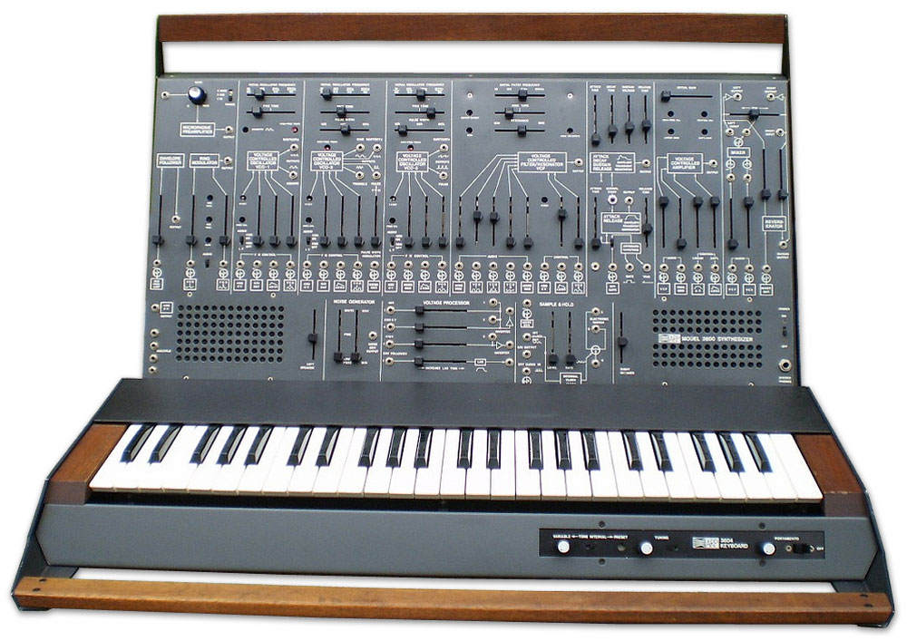 ARP 2600 analog synthesizer