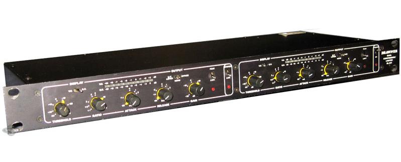 Drawmer DL221 two/dual channel compressor