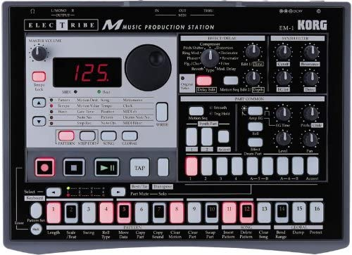 Korg EM-1 - Electribe M Music Production Station
