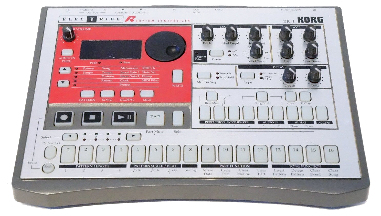 Korg ER-1 - Electribe R Rhythm Synth