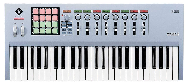 Korg Kontrol49 - midi   keyboard/controller