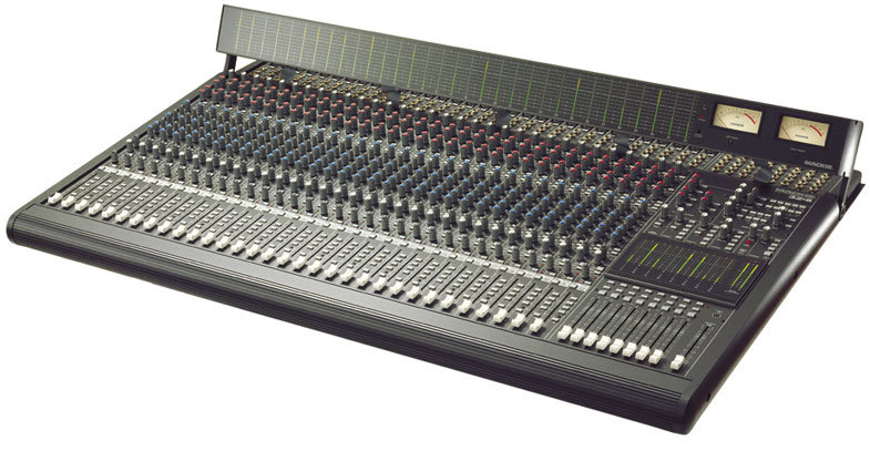 Mackie 8 buss 24/8/2 analog mixing desk