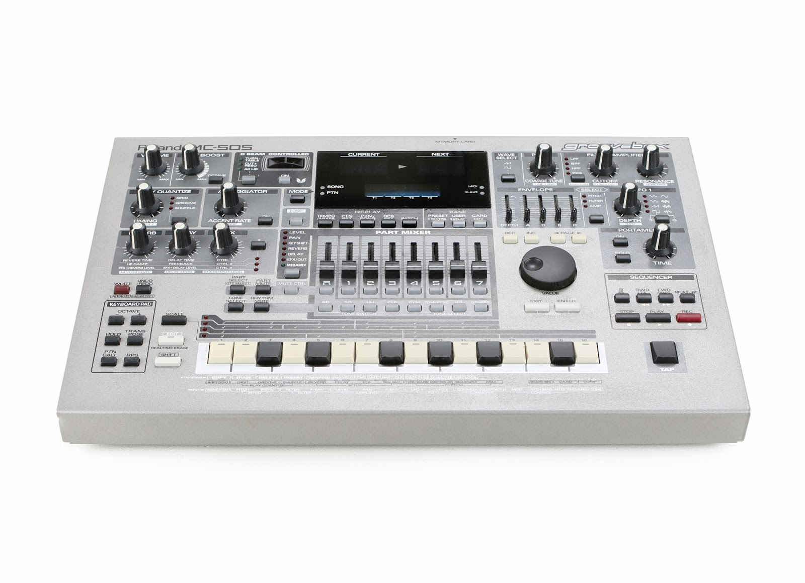 Roland MC-505 Groovebox