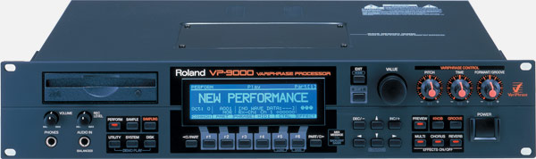 Roland VP-9000 VariPhrase Processor Sampler