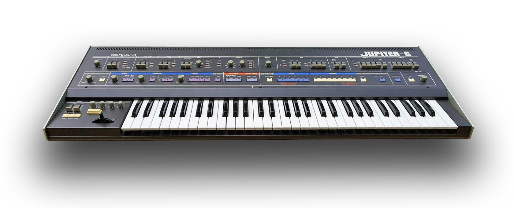 Roland Jupiter-6 synthesizer