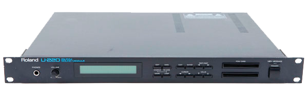 Roland U-220 sound module
