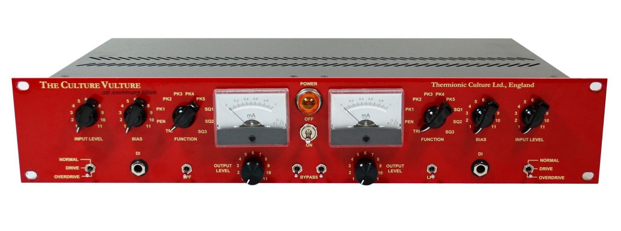 Thermionic Culture Vulture stereo valve distortion
