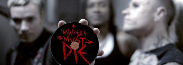 Invaders Must Die 12 year anniversary