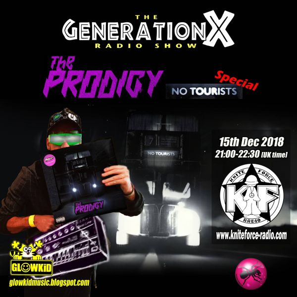 """GL0WKiD Generation X [RadioShow] """"No Tourists"""" Special"""