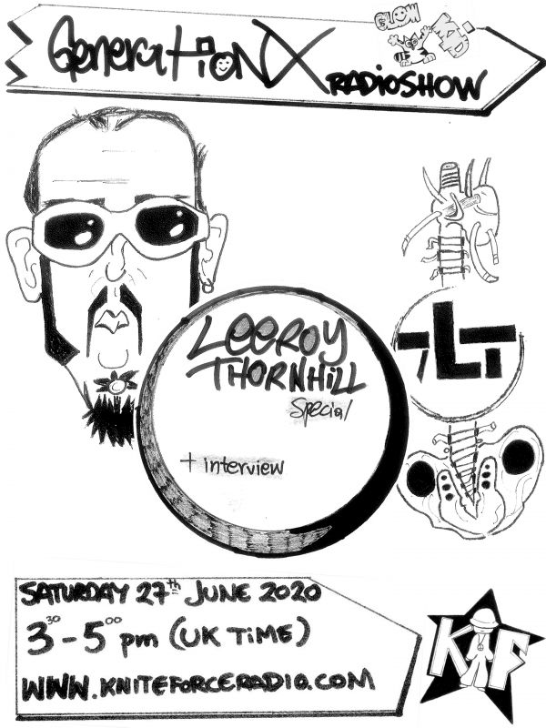 Fresh! Radio Interview with Leeroy Thornhill [Jun.2020]