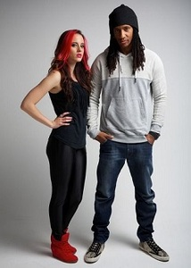 MAXIM AND CIANNA BLAZE: A DYNAMIC BEAT MAKING DUO.