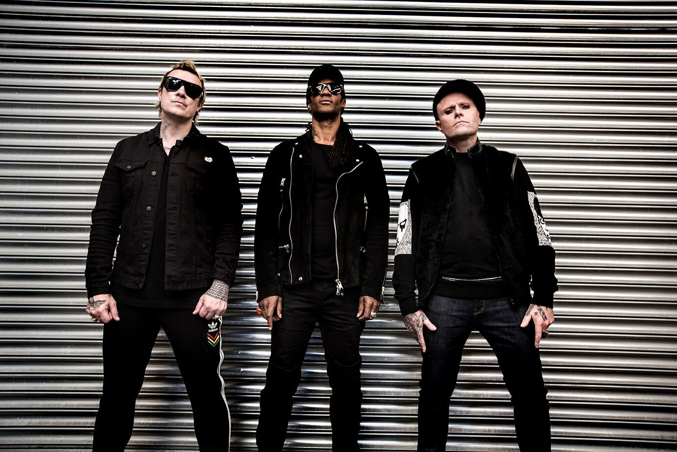 The Prodigy's Firestarters have still got it ahead of Perth show