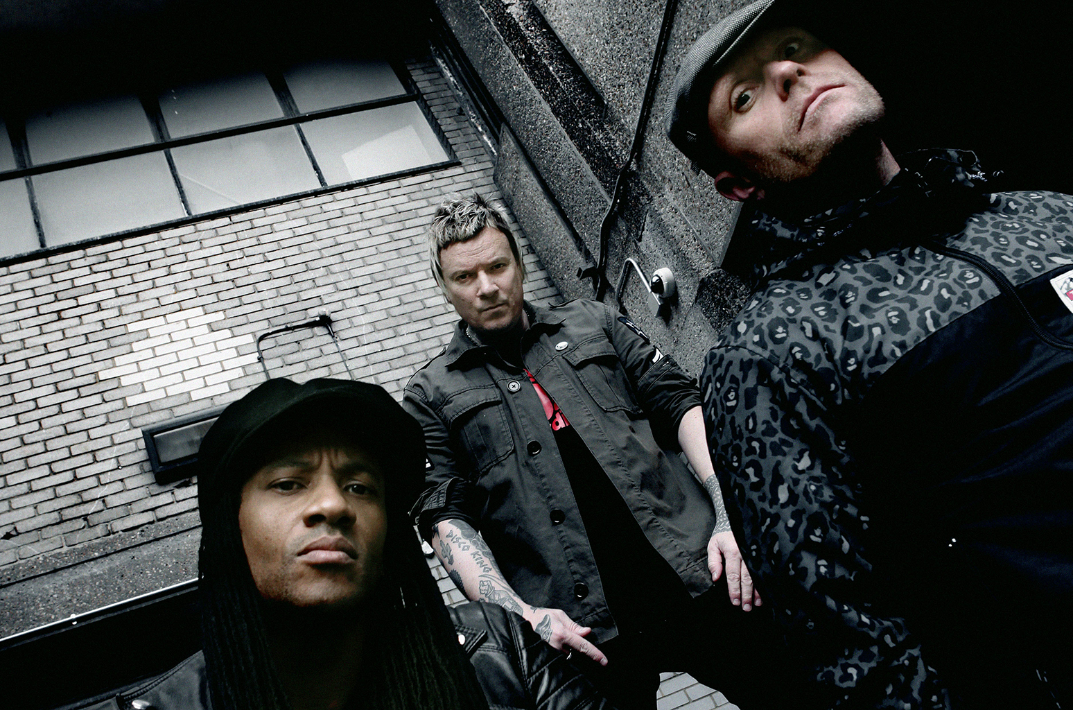 British Electronic Veterans The Prodigy Sign With BMG For New Album
