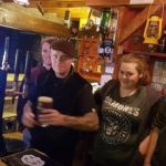 2018-09-00 - Keith Flint at Black Tom's Tavern, Tinahely Farm, County Wicklow, Ireland