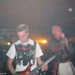 2003-05-29 - Flint (band), The Egg, London, England