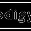 The Prodigy logo 1996