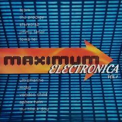 Maximum Electronica Hits - Vol. 1