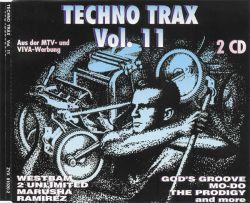 Techno Trax: Vol. 11
