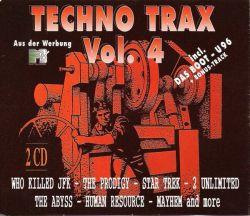 Techno Trax: Vol. 4