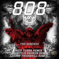 Maxim Feat. Cianna Blaze ‎– 808 (The Remixes)