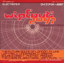 Wipeout 2097: soundtrack