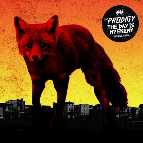 The Day is My Enemy is The Prodigy's new album title!